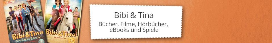 Bibi & Tina - alle Bücher, Filme, Hörbücher, eBooks und Spielwaren