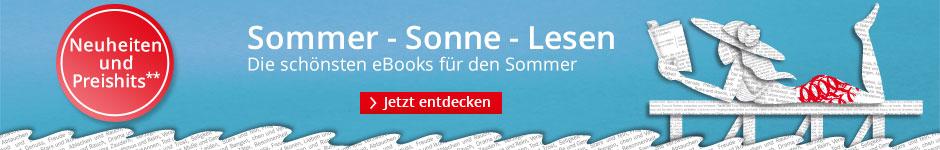 Die schönsten eBooks für den Sommer bei Hugendubel.de