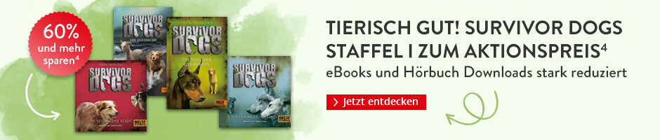 Survivor Dogs Staffel I: eBooks und Hörbuch Downloads zum Aktionspreis bei Hugendubel