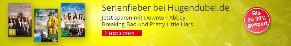 Serienfieber bei Hugendubel.de