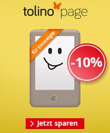 Sparen Sie jetzt 10% auf den tolino page