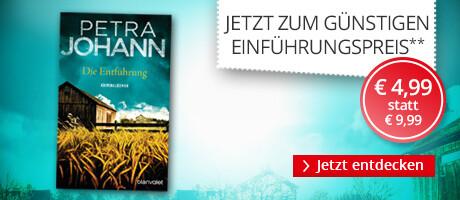 Zum Einführungspreis: Die Entführung von Petra Johann bei Hugendubel