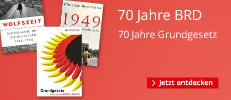 70 Jahre BRD - 70 Jahre Grundgesetz