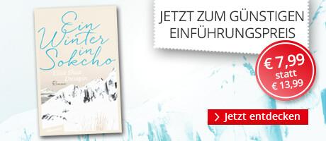 Zum Einführungspreis: Ein Winter in Sokcho von Elisa Shua Dusapin bei Hugendubel