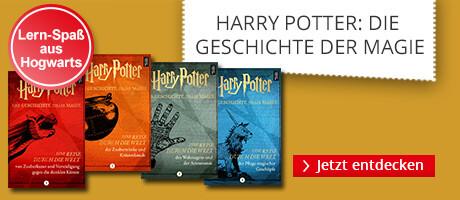 Eine Geschichte der Magie: Harry Potter Sachbücher im eBook