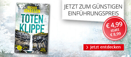 Zum Einführungspreis: Totenklippe von Ragnar Jónasson bei Hugendubel