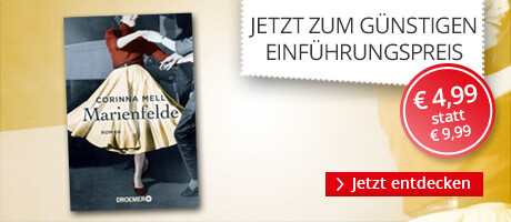 Zum Einführungspreis: Corinna Mell, Marienfelde bei Hugendubel