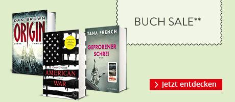 Buch Sale!