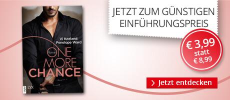 Zum Einführungspreis: One More Chance von Vi Keeland & Penelope Ward bei Hugendubel