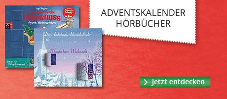 Adventskalender Hörbücher bei Hugendubel.de