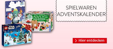 Spielwaren-Adventskalender