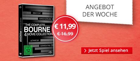 Unser Angebot der Woche: Bourne Collection