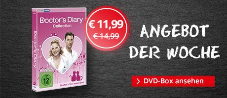Unser Angebot der Woche: Doctor's Diary Box