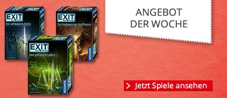 Unser Angebot der Woche: Exit - Das Live-Escape-Spiel