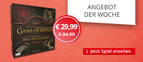 Unser Angebot der Woche: Game of Thrones Trivia Spiel