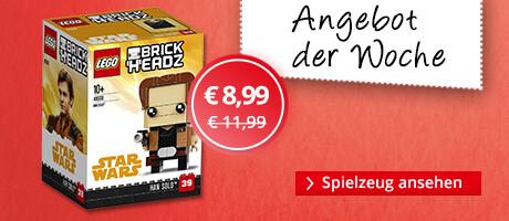 Unser Angebot der Woche: LEGO Brickheads Solo