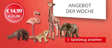 Angebot der Woche: Schleich Wild Life Tier-Mix