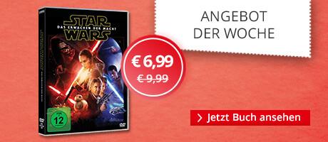 Unser Angebot der Woche: Star Wars - Erwachen der Macht