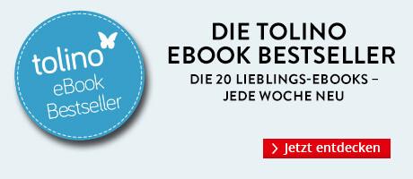 Die tolino eBook Bestseller bei Hugendubel