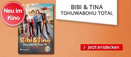 Bibi & Tina - jetzt neu: Der vierte Kinofilm