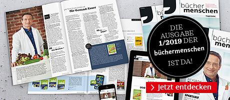 Büchermenschen 01/2019