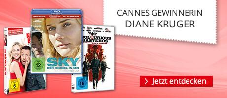 Diane Kruger - Gewinnerin der Filmfestspiele in Cannes