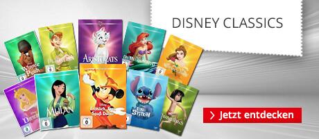 Disney Classics - Meisterwerke zum Sammeln