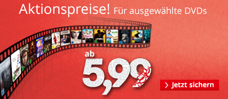 DVD-Schnäppchen ab € 5,99