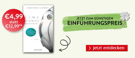 Zum Einführungspreis bei Hugendubel: T.I.M.E Stories - Jagd durch die Zeit Christophe Lambert