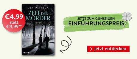 Zum Einführungspreis bei Hugendubel: Zeit der Mörder von Ulf Torreck