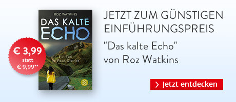 Zum Einführungspreis bei Hugendubel: Das kalte Echo von Roz Watkins