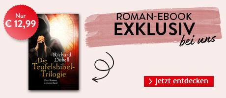 Exklusiv bei Hugendubel: Die Teufelsbibel-Trilogie von Richard Dübell