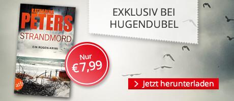 Exklusiv bei Hugendubel.de: Katharina Peters, Strandmord
