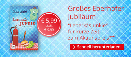 Rita Falk-Festspiele bei Hugendubel: Leberkäsjunkie zum Aktionspreis