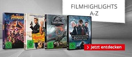 Filmhighlights bei Hugendubel.de - Entdecken Sie die besten Filme auf DVD & Blu-ray