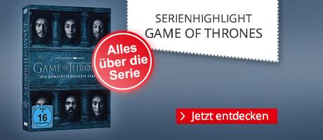Game of Thrones - Alles über die Serie und die 6. Staffel