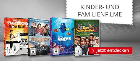 Für Groß und Klein: Kinder- & Familienfilme