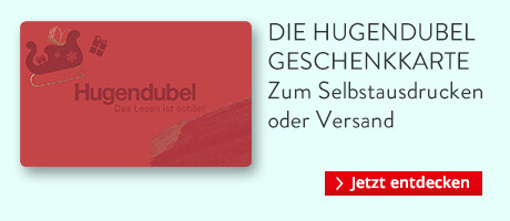 Die Hugendubel Geschenkkarte zum Versand oder Download & Selbstausdruck