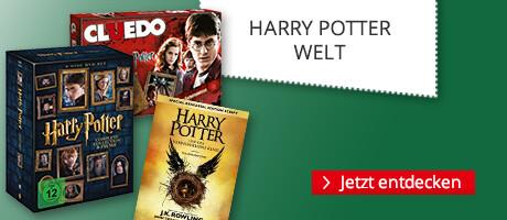 Alles über Harry Potter - Filme, Bücher, u.v.m.