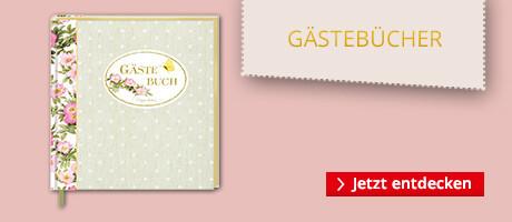 Hochzeit - Gästebücher