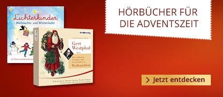 Hörbücher für den Advent