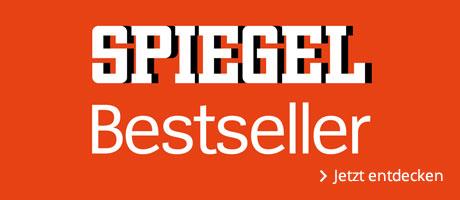 Die SPIEGEL Bestseller bei Hugendubel