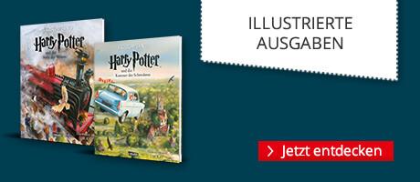 Harry Potter: Illustrierte Ausgaben