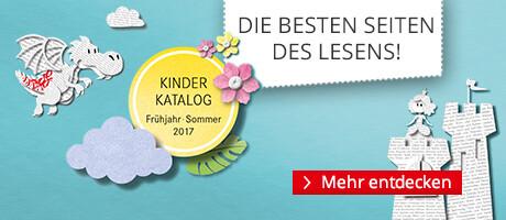 Kinderkatalog  Frühjahr 2017