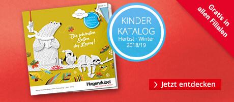 Kinderkatalog Herbst/Winter 2018 - jetzt gratis in allen Filialen