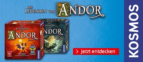 Die Legenden von Andor - bei KOSMOS