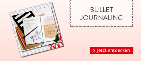 Alles zu Bullet Journaling entdecken!