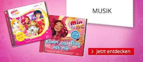 Mia and Me - Musik