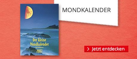 Mondkalender für 2017 bei Hugendubel