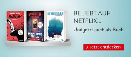 Beliebt auf Netflix...und auch als Buch